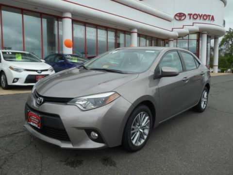 Certified Used Toyota Corolla LE Plus