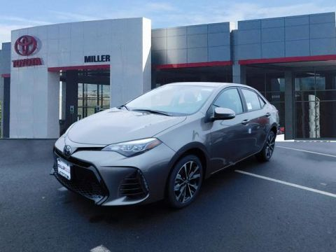 New Toyota Corolla S Plus Automatic