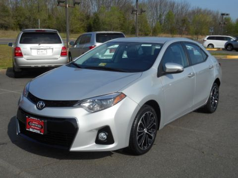 Certified Used Toyota Corolla S Plus