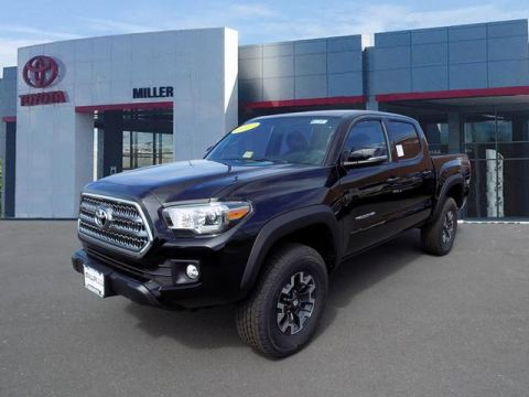 New Toyota Tacoma TRD Off Road Double Cab 4x4 V6 Shor