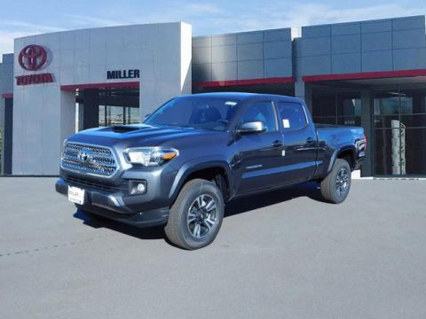 New Toyota Tacoma TRD Sport Double Cab 4x4 V6 Long Be