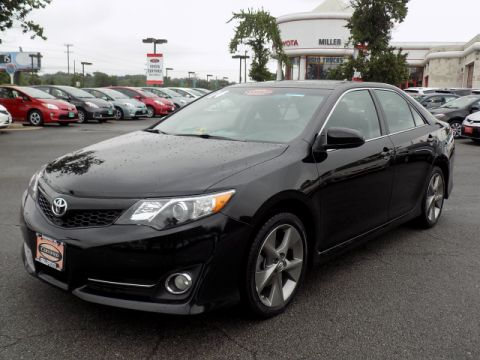 Certified Used Toyota Camry SE Sport 2014.5