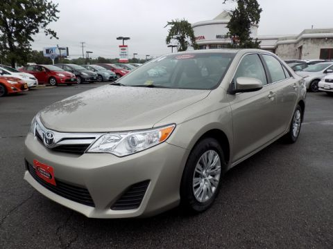 Certified Used Toyota Camry LE 2014.5