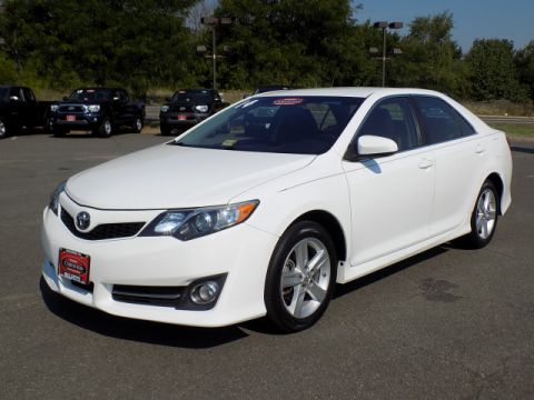 Certified Used Toyota Camry SE 2014.5
