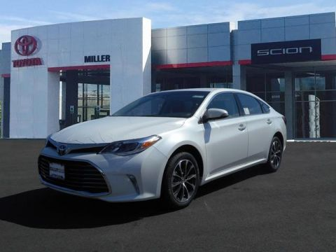 New Toyota Avalon XLE
