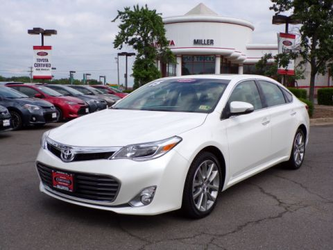 Certified Used Toyota Avalon XLE