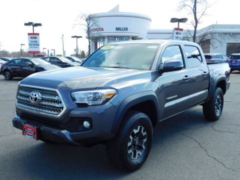 Certified Used Toyota Tacoma TRD Offroad