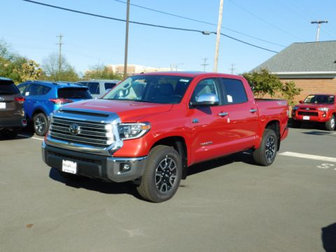 New Toyota Tundra Limited 4x4 Crew Max 5.7L V8 Short