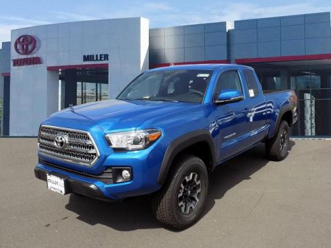 New Toyota Tacoma TRD Off Road Access Cab 4x4 V6 V6