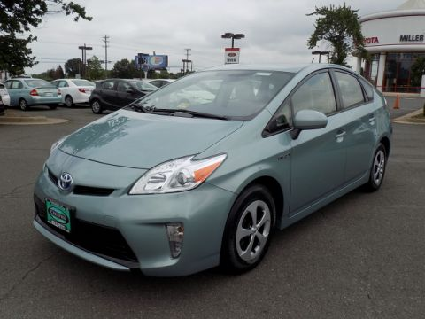 Certified Used Toyota Prius Two