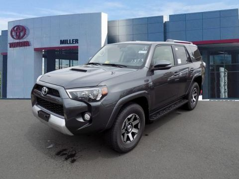 New Toyota 4Runner TRD Off-Road Premium
