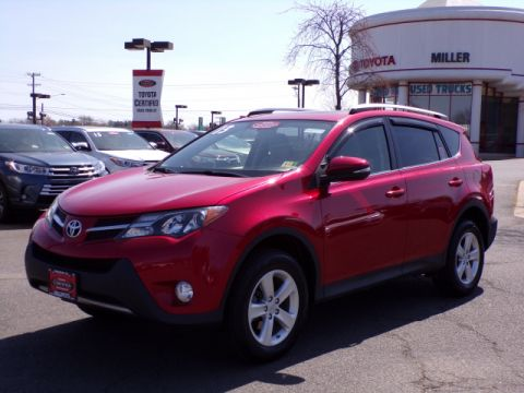 Certified Used Toyota RAV4 XLE