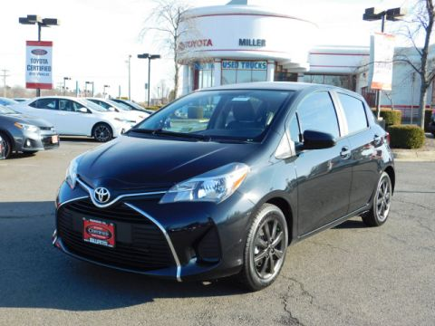 Certified Used Toyota Yaris LE