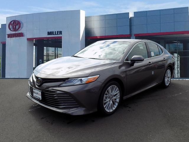 C & D Tires >> New 2018 Toyota Camry in Manassas #M180118 | Miller Toyota