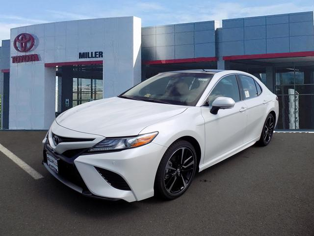new 2018 toyota camry xse 4d sedan in manassas m180080 miller toyota. Black Bedroom Furniture Sets. Home Design Ideas