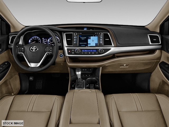 New 2017 Toyota Highlander Le Plus 4d Sport Utility In Manas