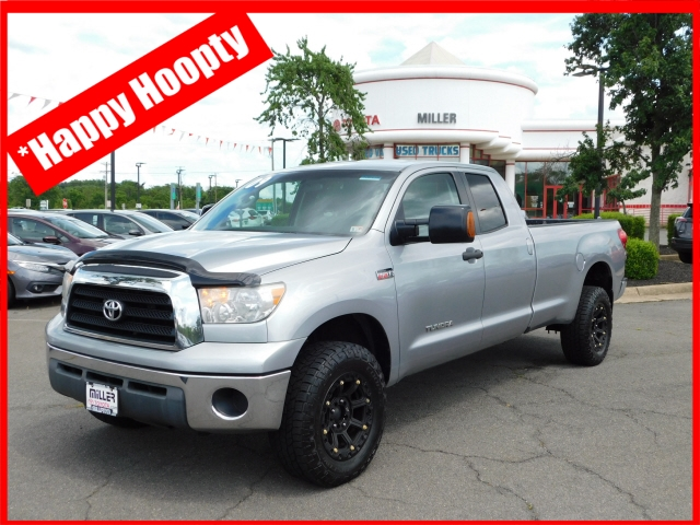 Pre-Owned 2009 Toyota Tundra Grade