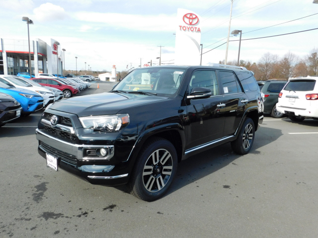 New 2018 Toyota 4runner 4x4 Limited V6 4d Sport Utility In