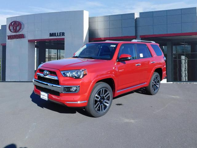 new 2018 toyota 4runner 4x4 limited v6 4d sport utility in manassas m180402 miller toyota. Black Bedroom Furniture Sets. Home Design Ideas