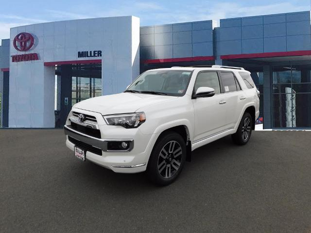 New 2020 Toyota 4Runner 4x4 Limited