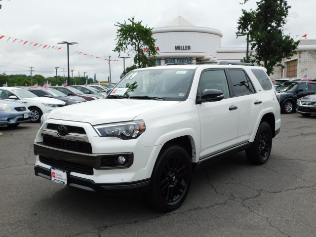 New 2019 Toyota 4Runner 4x4 Limited Night Shade V6