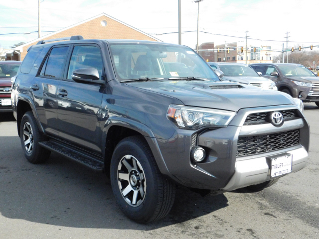 C & D Tires >> New 2018 Toyota 4Runner in Manassas #M180416 | Miller Toyota