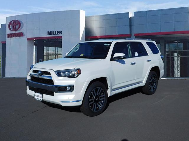 new 2018 toyota 4runner 4x4 limited v6 4d sport utility in manassas m180147 miller toyota. Black Bedroom Furniture Sets. Home Design Ideas