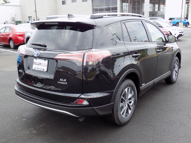new 2017 toyota rav4 hybrid xle awd awd xle 4dr suv in manassas m171672 miller toyota. Black Bedroom Furniture Sets. Home Design Ideas