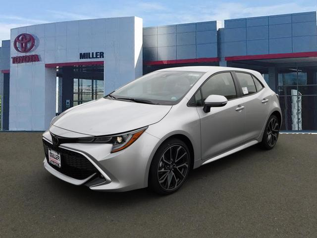 New 2020 Toyota Corolla Hatchback XSE Automatic