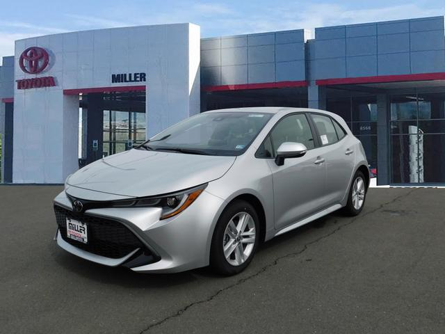 New 2019 Toyota Corolla Hatchback SE Automatic