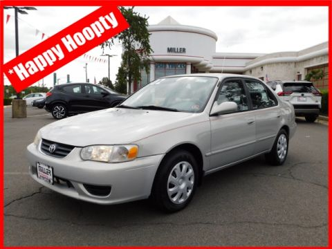 Pre-Owned 2002 Toyota Corolla LE