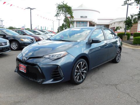 Certified Pre-Owned 2018 Toyota Corolla SE