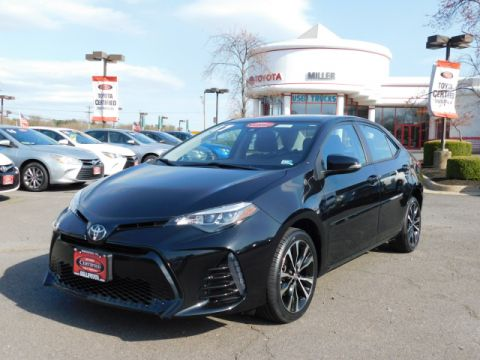 Certified Pre-Owned 2017 Toyota Corolla SE