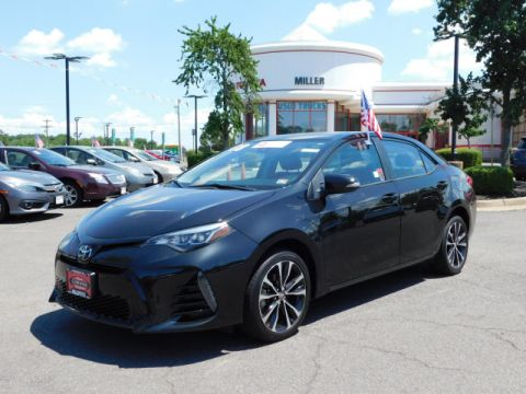 Certified Pre-Owned 2018 Toyota Corolla XSE