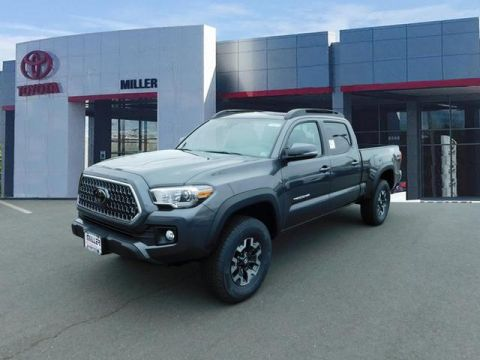 New 2019 Toyota Tacoma TRD Off Road Double Cab 4x4 V6 Long Bed