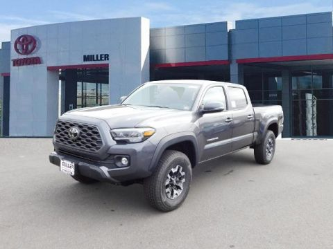 New 2020 Toyota Tacoma TRD Off Road Double Cab 4x4 V6 Long Bed