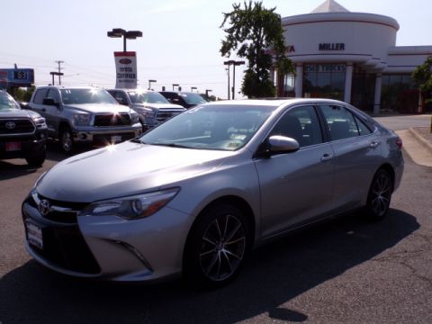 Certified Pre-Owned 2015 Toyota Camry XSE