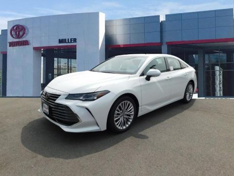 New 2021 Toyota Avalon Limited