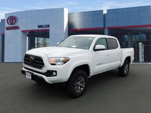 New 2019 Toyota Tacoma SR5 4x2 Double Cab V6 Short Bed