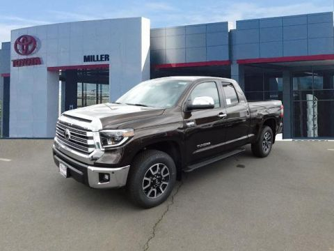 New 2020 Toyota Tundra Limited 4x4 Double Cab 5.7L V8