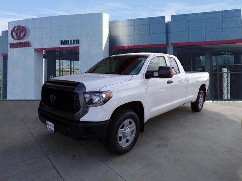 New 2019 Toyota Tundra SR 4x4 Double Cab 5.7L V8 Long Bed