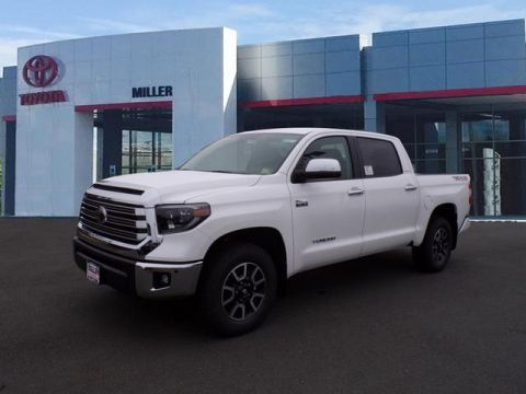 New 2019 Toyota Tundra Limited 4x4 Crew Max 5.7L V8 Short Bed
