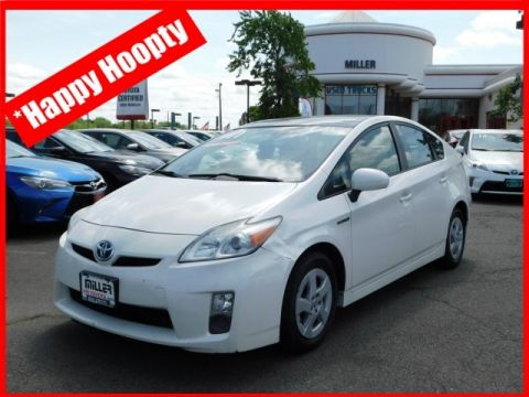 Pre-Owned 2011 Toyota Prius Four