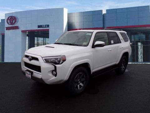 New 2019 Toyota 4Runner 4x4 TRD Premium Off Road V6