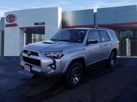 New 2019 Toyota 4Runner 4x4 TRD Off Road V6
