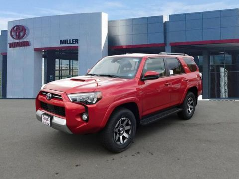 New 2020 Toyota 4Runner 4x4 TRD Off Road V6