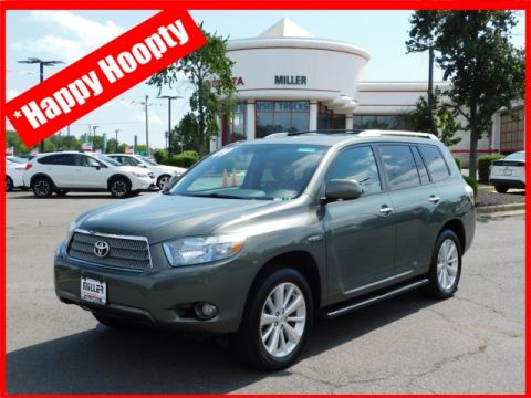 Pre-Owned 2009 Toyota Highlander Hybrid Limited
