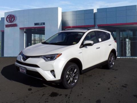 New 2018 Toyota RAV4 Hybrid Limited AWD